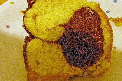 Marmorkuchen mit Nougatcreme 35
