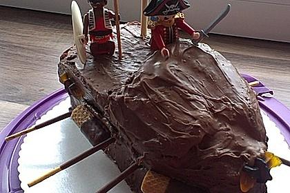 Marmorkuchen mit Nougatcreme 17