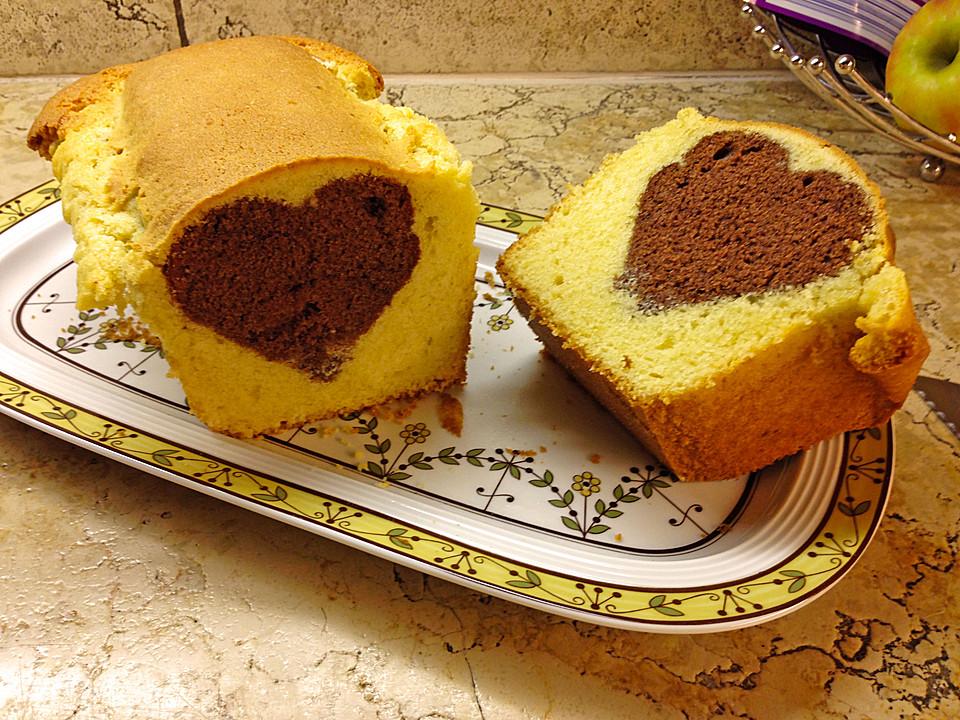 Marmorkuchen Mit Nougatcreme Von Gisa Chefkoch De