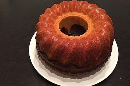 Marmorkuchen mit Nougatcreme 12
