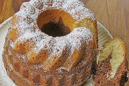 Marmorkuchen mit Nougatcreme 10