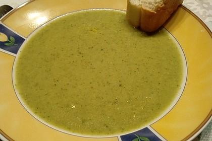 Brokkoli-Cremesuppe 18