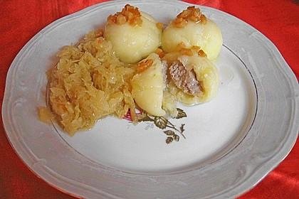 Kartoffelklöße 22