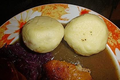 Kartoffelklöße 6