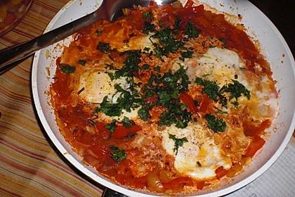 Huevos a la Flamenca 1