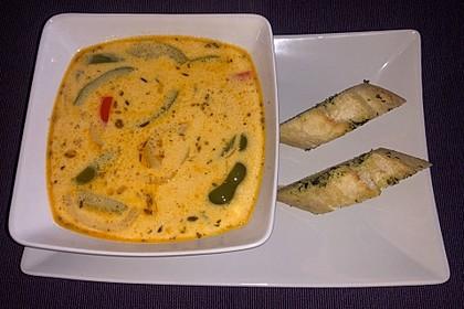 Pikante Gyros - Suppe 2