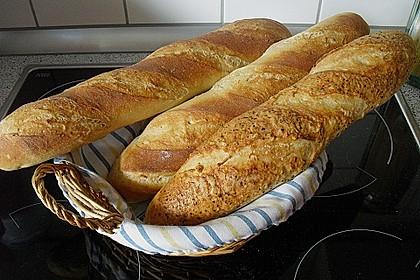Französisches Baguette 5