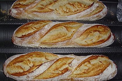 Französisches Baguette 2