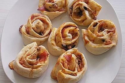 Pizzaschnecken (Bild)