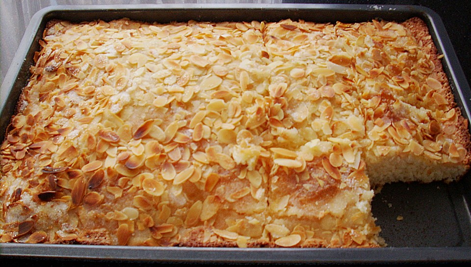 Resultat d'imatges de mandel butterkuchen