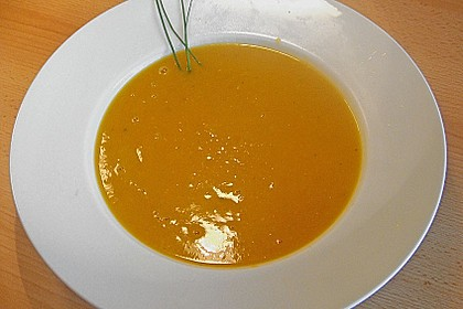 Kürbis - Bananen - Suppe von Dragonfly-Lady | Chefkoch