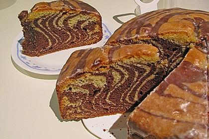 Zebrakuchen 40