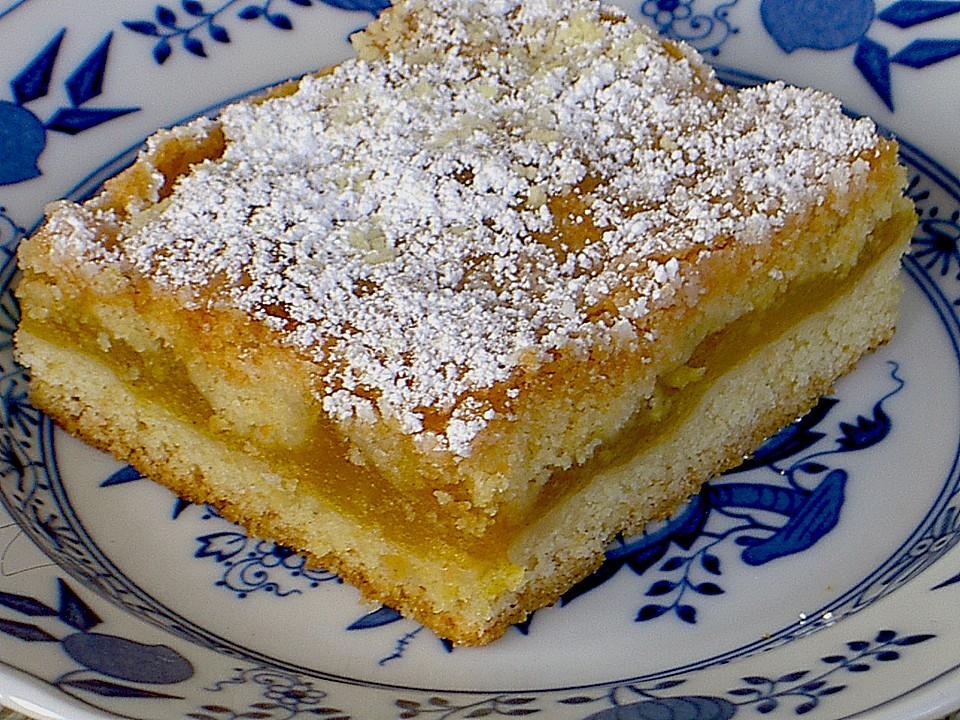 Gedeckter Kurbiskuchen Vom Blech Von Sofi Chefkoch De