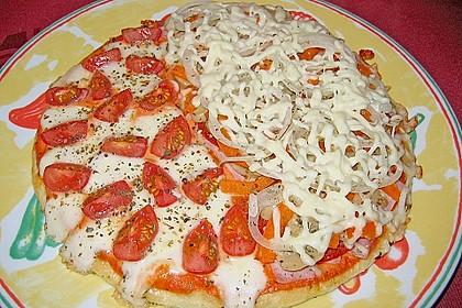 Pfannen - Pizza 37