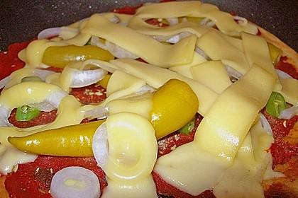 Pfannen - Pizza 72
