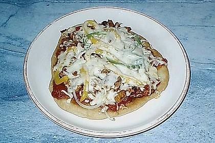 Pfannen - Pizza 104