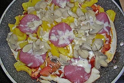 Pfannen - Pizza 77