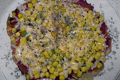 Pfannen - Pizza 107