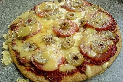 Pfannen - Pizza 7