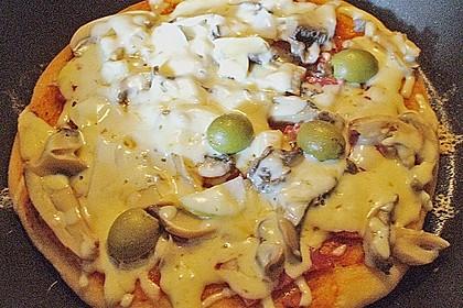 Pfannen - Pizza 56