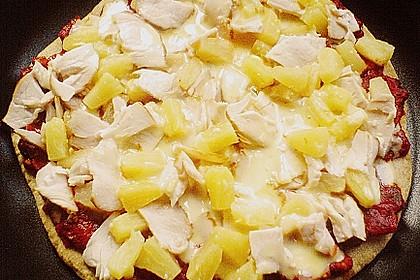 Pfannen - Pizza 84