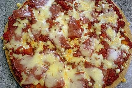 Pfannen - Pizza 4