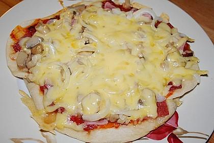 Pfannen - Pizza 68