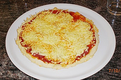 Pfannen - Pizza 49