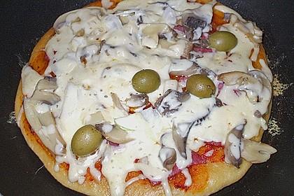 Pfannen - Pizza 58