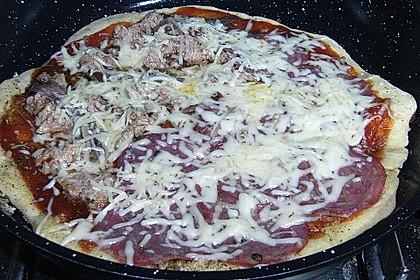 Pfannen - Pizza 69