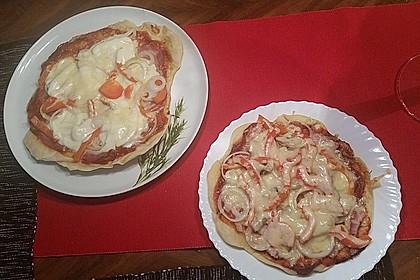 Pfannen - Pizza 38