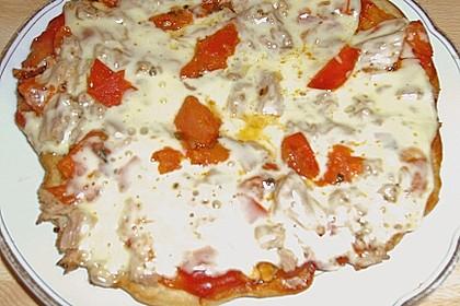 Pfannen - Pizza 102