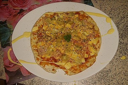 Pfannen - Pizza 96