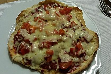 Pfannen - Pizza 28