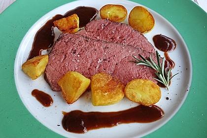 Roastbeef bei 80 Grad 1
