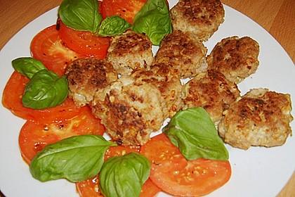 Sardische Fleischplätzchen