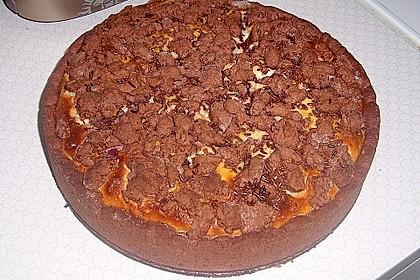 Michas Schoko-Streuselkuchen mit Quark-Kirschfüllung 56