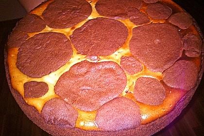 Michas Schoko-Streuselkuchen mit Quark-Kirschfüllung 91
