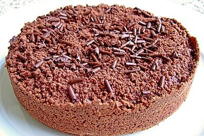 Michas Schoko-Streuselkuchen mit Quark-Kirschfüllung 28