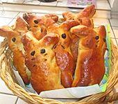 Süße Osterhäschen (Bild)