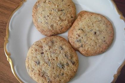American Cookies  Basisteig (Bild)