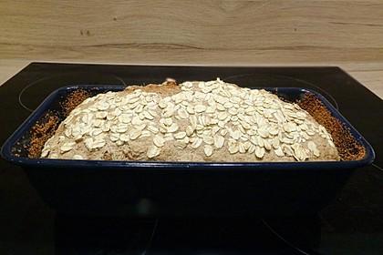 Schnelles Dinkel - Hefe - Brot (Bild)