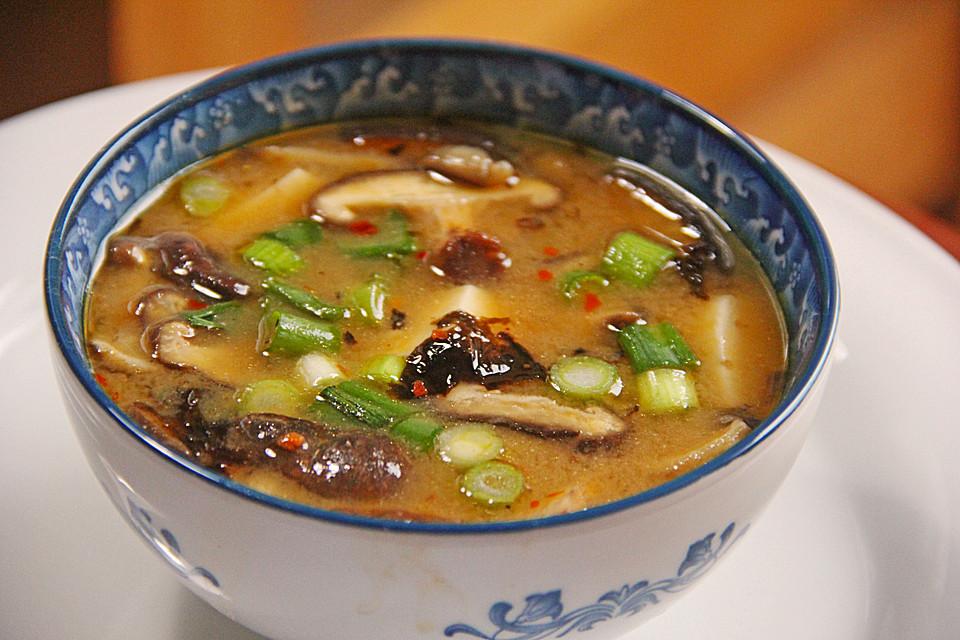 Miso Ramen Suppe Von Juanalaloca Chefkoch De