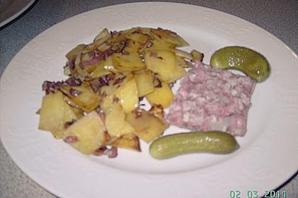 Illes falsche Bratkartoffeln zum Kaloriensparen 20