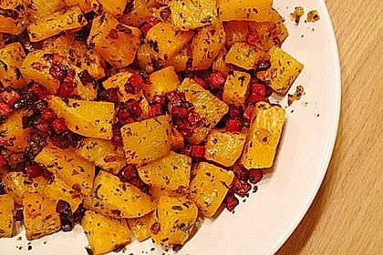 Illes falsche Bratkartoffeln zum Kaloriensparen 12