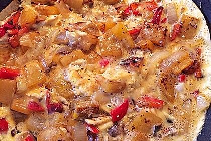 Illes falsche Bratkartoffeln zum Kaloriensparen 10