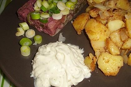 Illes falsche Bratkartoffeln zum Kaloriensparen 13