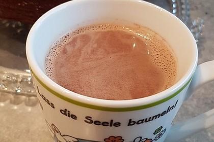 Heißer Kakao mit Kokosmilch 6