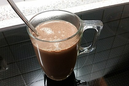 Heißer Kakao mit Kokosmilch 5