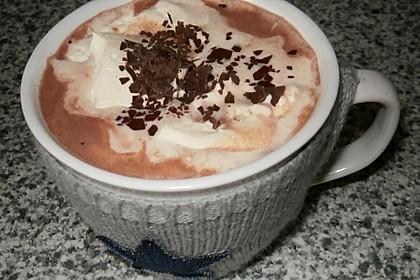 Heißer Kakao mit Kokosmilch 3